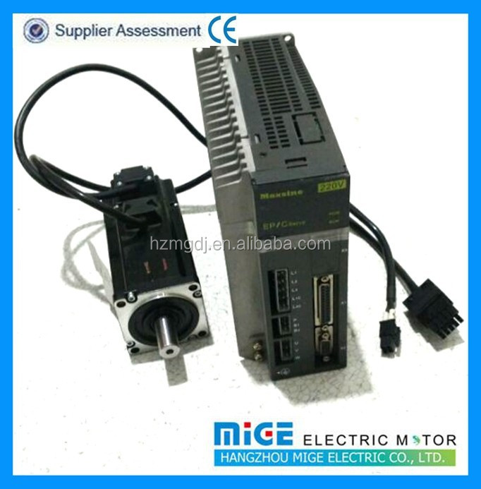 hotsale Alibaba offer good efficiency servo motor and driver