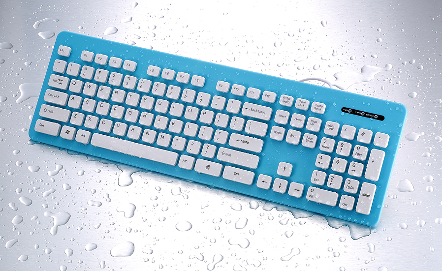 Wired Customized Computer Keyboard