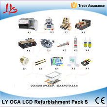 LY 900 screen separate pack S OCA pack S OCA solution S for all mobiles screen repair