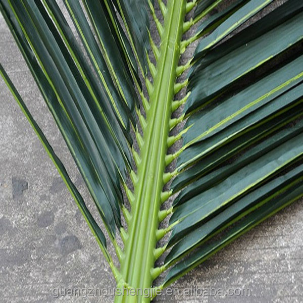 Q122808 Dried Palm Leaves Plastic Palm Leaves Roof High