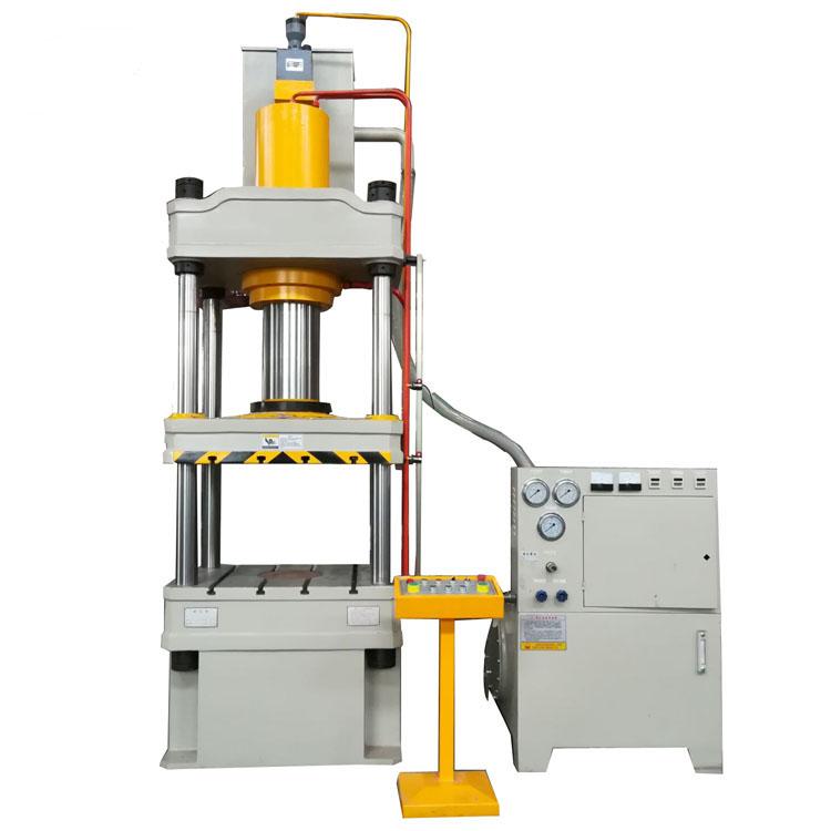 Prensa hidraulica funcionamiento