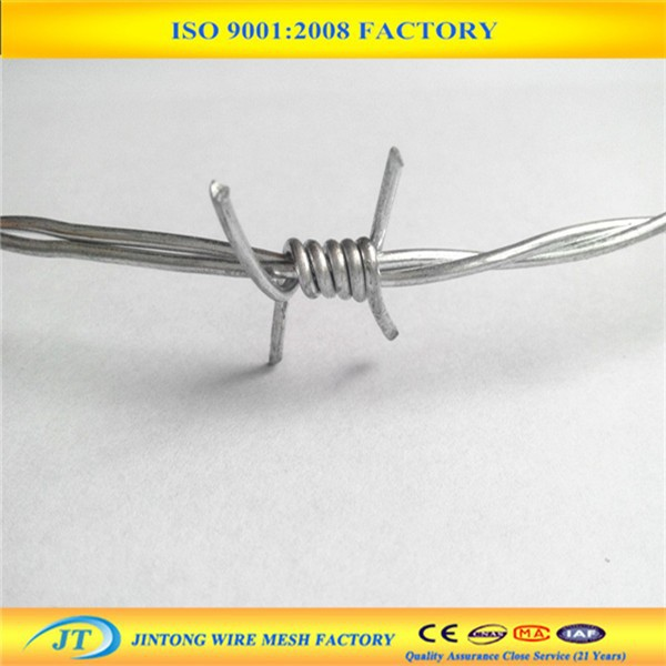 Barbed Wire Brackets/galvanized Barbed Wire Fence/galvanized Barbed ...