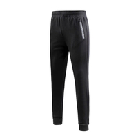 New Design Polyester Sport Trousers Slim Fit unisex jogger sweat pants