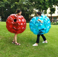 60cm / 90cm inflatable body bubble buddy bumper balls
