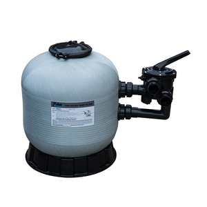2017 hot sale pretty best used economic fiberglass side mount poolsand filter