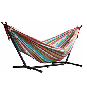 New fashion hammock with wooden hammock chair stand