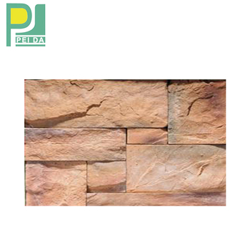 Decorative Artificial Culture Stone Veneer Irregular Stone For Walls Decoration
