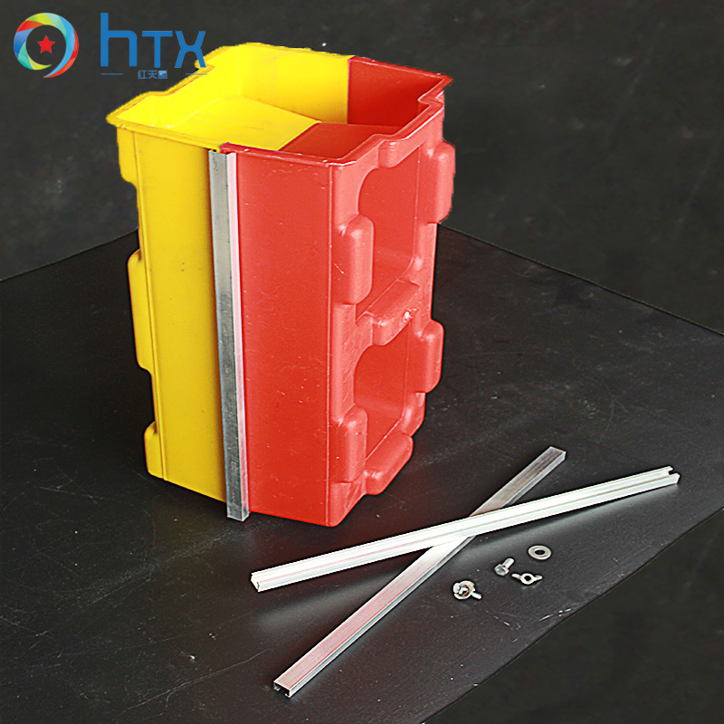 Wholesale China Supplier Cement Interlocking Bricks Mould Building Block House