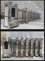 Automatic Gate Parking System Construction Project Gates- J1503 ...