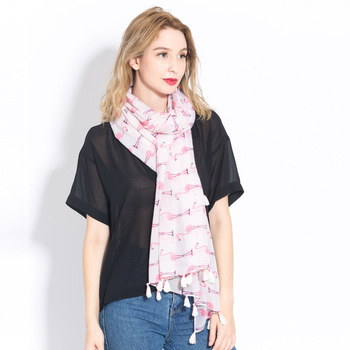 54e961028 Summer 2019 Custom Printed Oversized Cotton Scarf Women Hijab - Buy ...