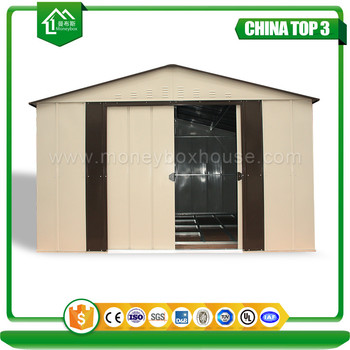 Merveilleux Used Metal Storage Shed, Outdoor Storage Sheds /metal Tool House For Japan