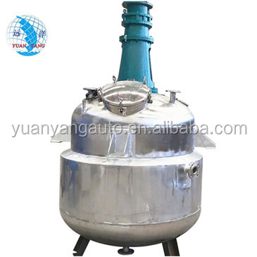 Continuous Stirred chemical Reaction kettle for acrylic resin