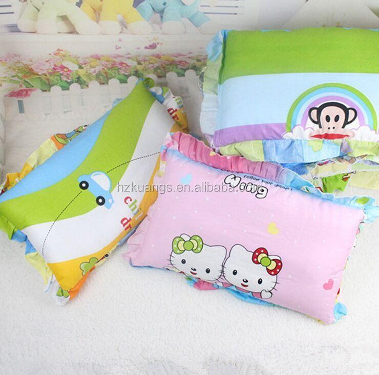 China cotton Printed Toddler pillow designs Toddler Pillowcase