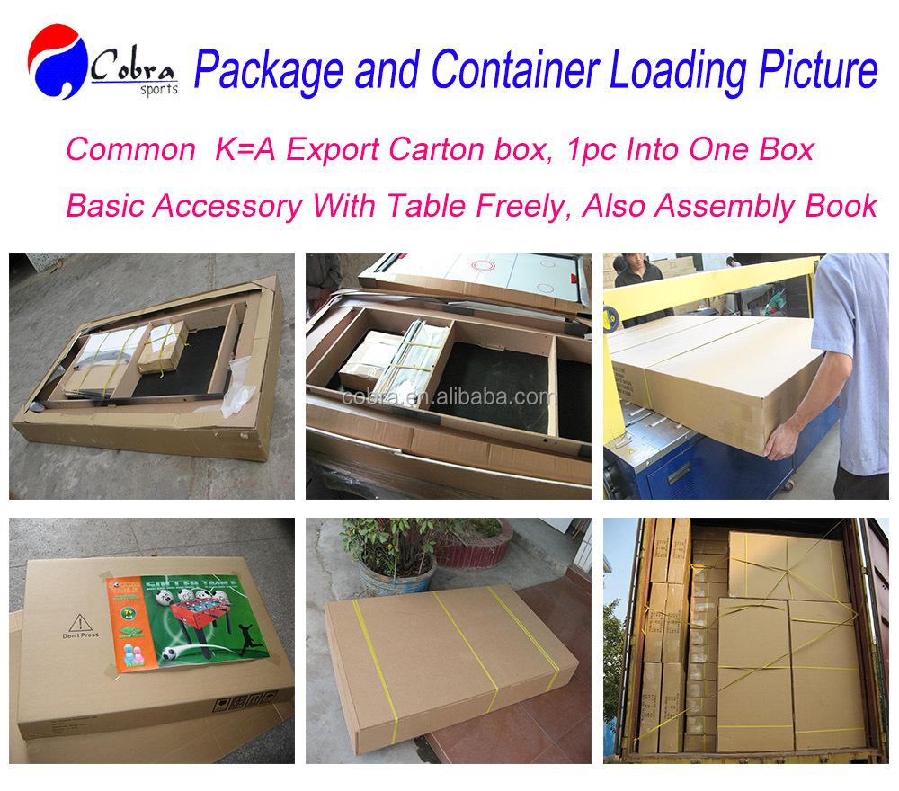 KBL-291 2 In 1 Multi Meja Permainan dengan Fungsi Yang Berbeda untuk Anak-anak dan Orang Dewasa