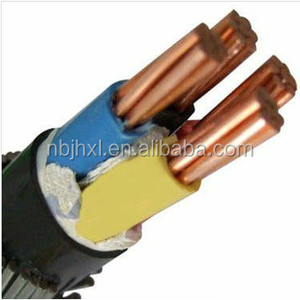 electrical product pvc insulated electric wire and cable 16mm