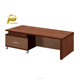 Mulberry gray modern secretary office table photos designs with mobile cabinet