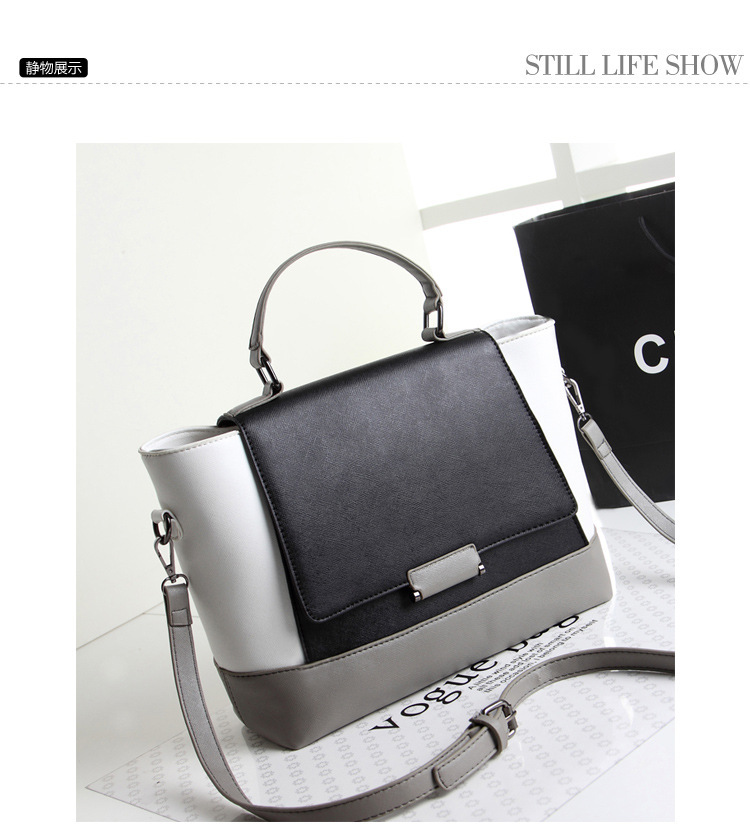 new style Luxury Fashion Women's Bag Women Handbag High Quality Famous Brands Pu Leaher Handbags Women Messenger Bags