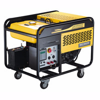 Fujian Dacpower 1000w to 8000w portable power gasoline generator set