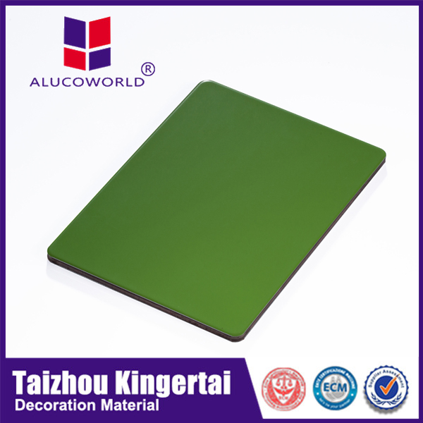Alucoworld sophisticated technology moderate price new building materials 2012