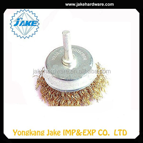 New Design High Quality Promotional High Power Mini Shaft Wire Brush
