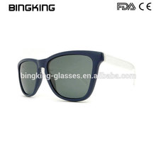 Alibaba wholesale Mirror Lens China Plastic custom sunglasses logo