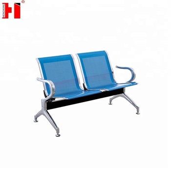 Area Flexible Seating Room Hospital Waiting Area Chairs Bench Airport Bank  Chair
