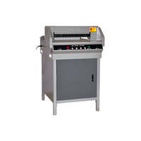 heavy duty guillotine paper cutter 450vs electric paper cutter manual cutter for cutting paper