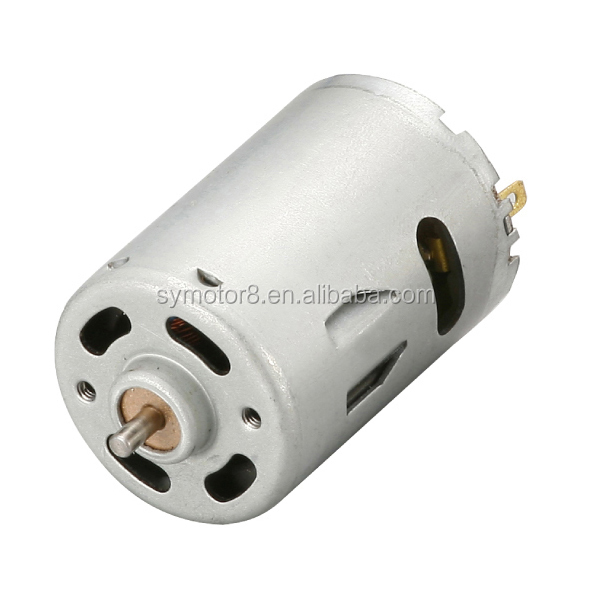 6V DC Motor RS545/RS-545 for car fan/water pump/hand-held vacuum cleaner