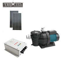 Solar Power System Dc Water Pump Surface