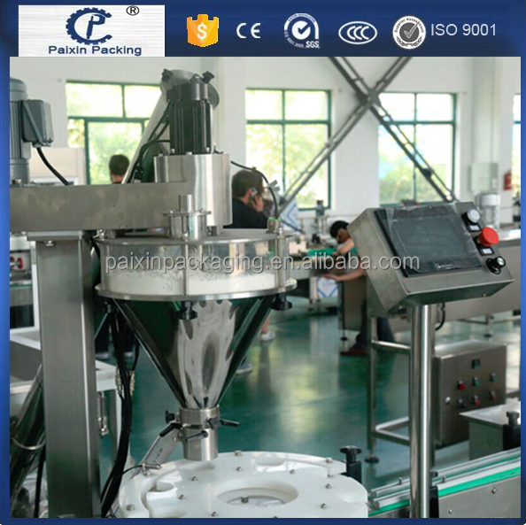 CE standard 200g 500g 1kg Small Powder Filler Dry Powder packing Machine