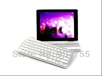 freeshipping 2013 new hot best price bluetooth wireless keyboard for apple ipad 1 2 3 4 imac pc. Black Bedroom Furniture Sets. Home Design Ideas