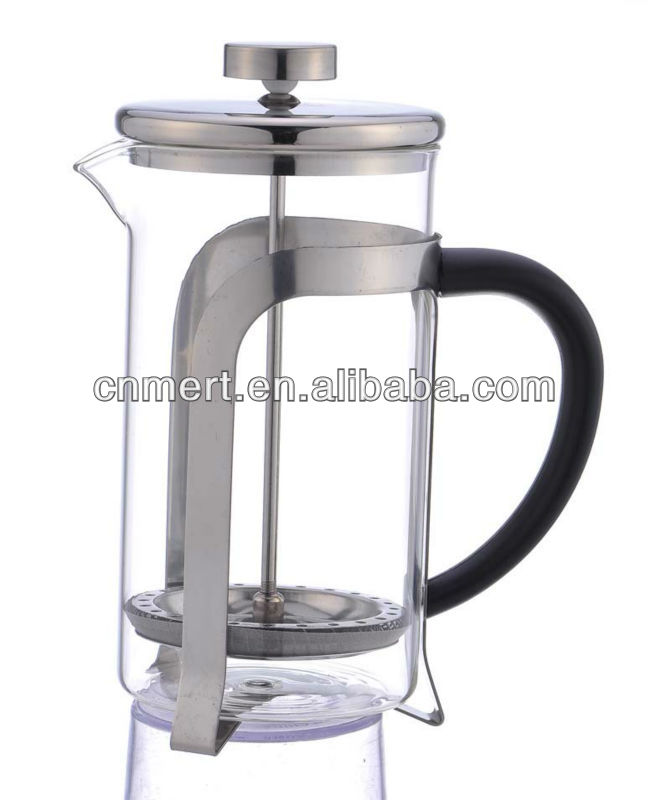 Hochwertige Classic French Press Kaffeemaschine T001