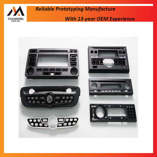 Die Casting Mould And Plastic Injection Molding For Cars Auto Parts