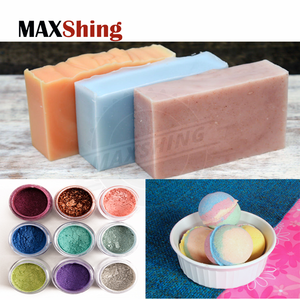 Hand made soap colorant pigments natural mica color powder for soap or candle making