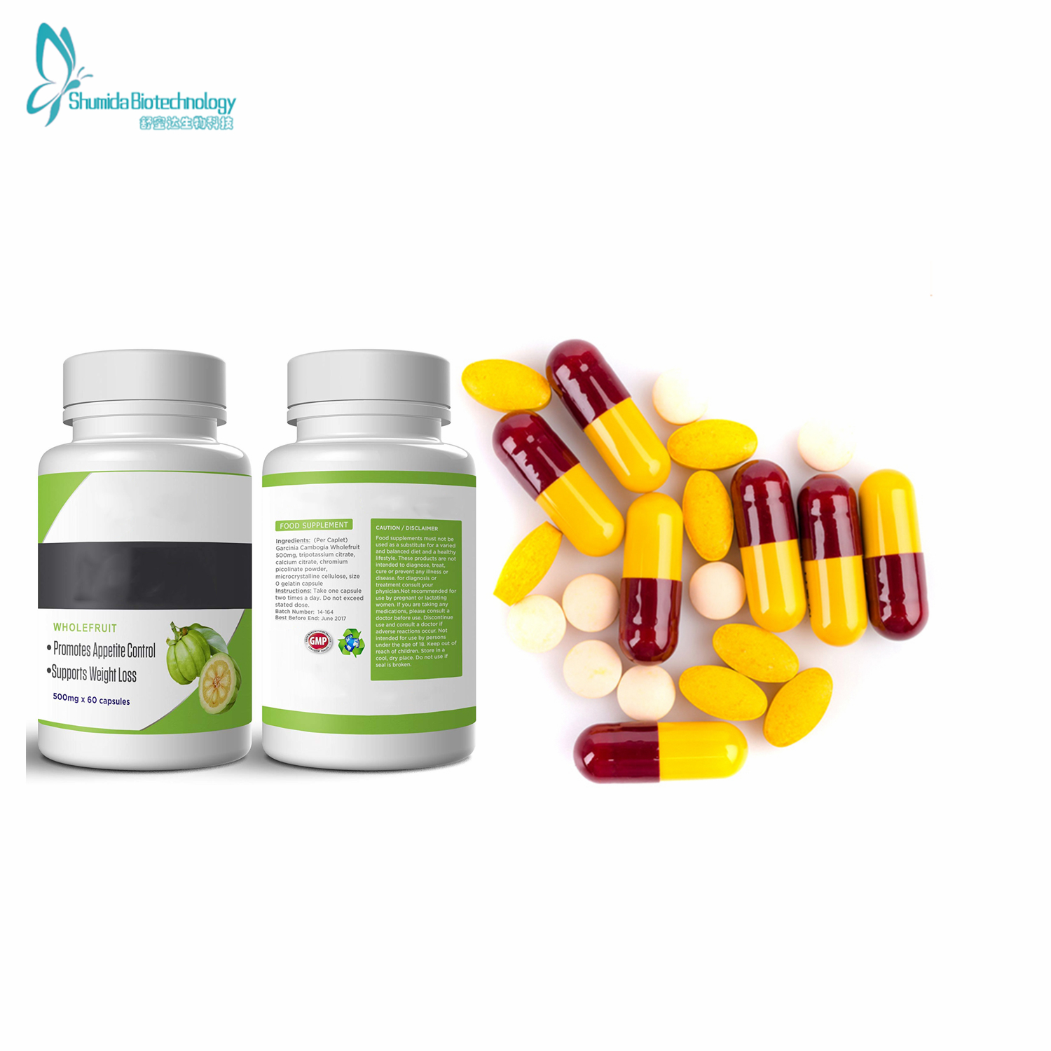 Control Fit Weight Loss Pills