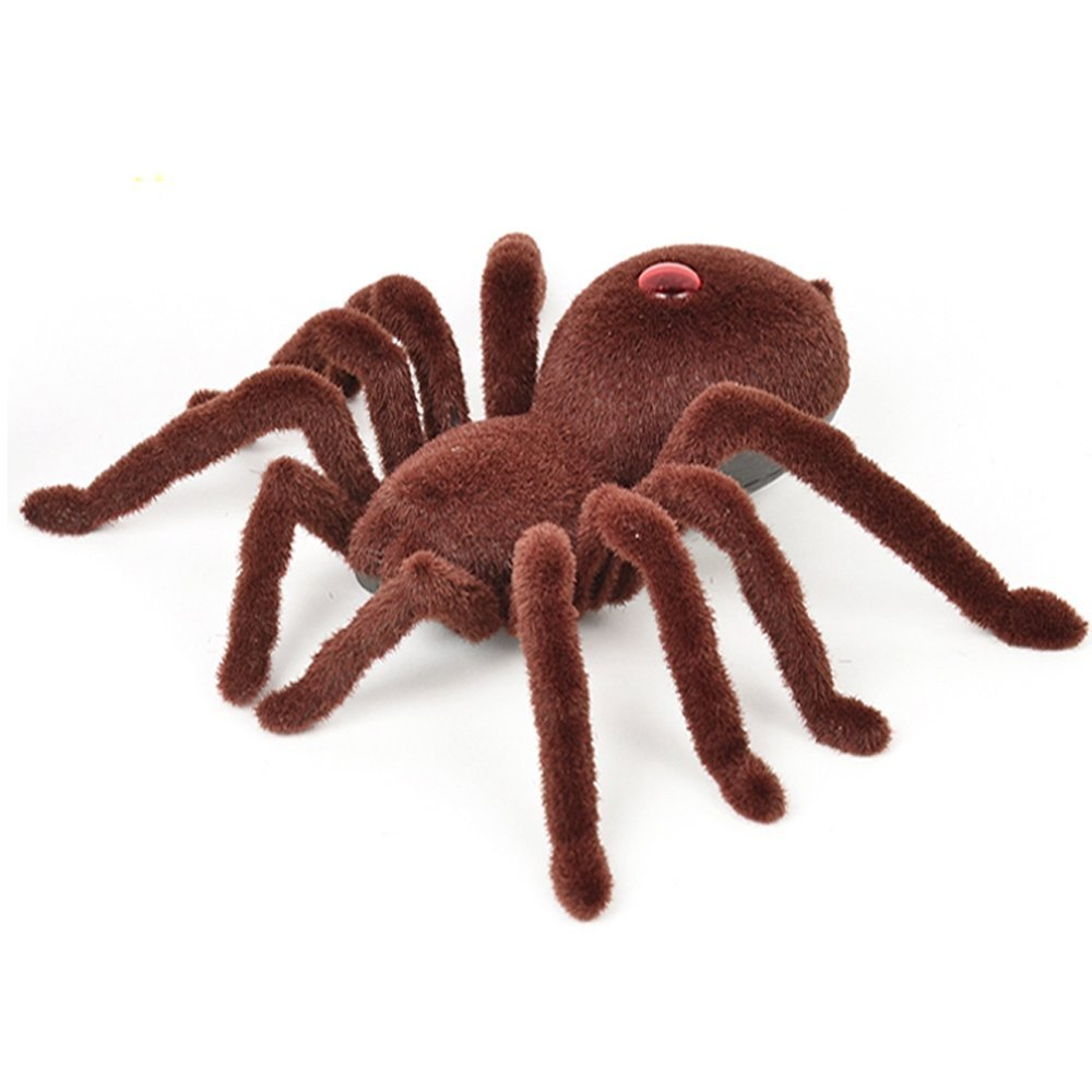 remote control spider remote control realistic spider toys for kids novelty toy halloween
