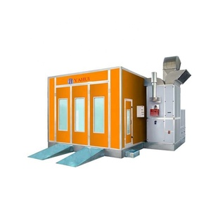 Portable Spray And Bake Paint Booth/Auto Spray Booth