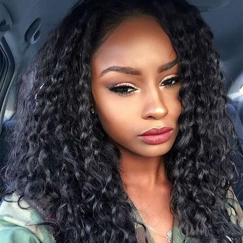 Fashion Ghana Kinky Curly Hair Crochet Braids With Human Hair,10 Inch Deep  Wave Brazilian Hair,Names Of Human Hair Extension , Buy Kinky Curly Hair