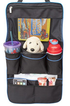 Backseat Car Organizer Voor Kids <span class=keywords><strong>Auto</strong></span> Seat Back Cover Protector en Opslag Fits Meest Verschillende Suv of <span class=keywords><strong>Auto</strong></span>