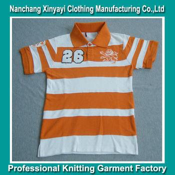Usa Große Boy\'s Muster Schneiden Von Polo Shirt/schnitt Nähen ...