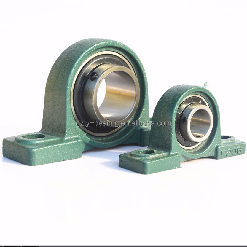 Adjustable agriculture High quality pillow block bearing UCP series with P306 cast iron housing