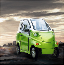 loudi dafenghe pure electricity mini electric vehicle