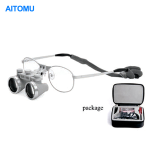 Head Magnifying Glass Mini Ophthalmic Loup Magnifier