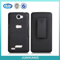 belt clip kickstand hard back cover case for LG X165 G