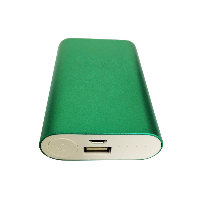 Christmas Gifts Mobile Phone Power Banks, Battery Power 5200mah, Smart Power Charger with Cable