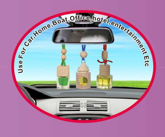Hanging car air freshener car scents