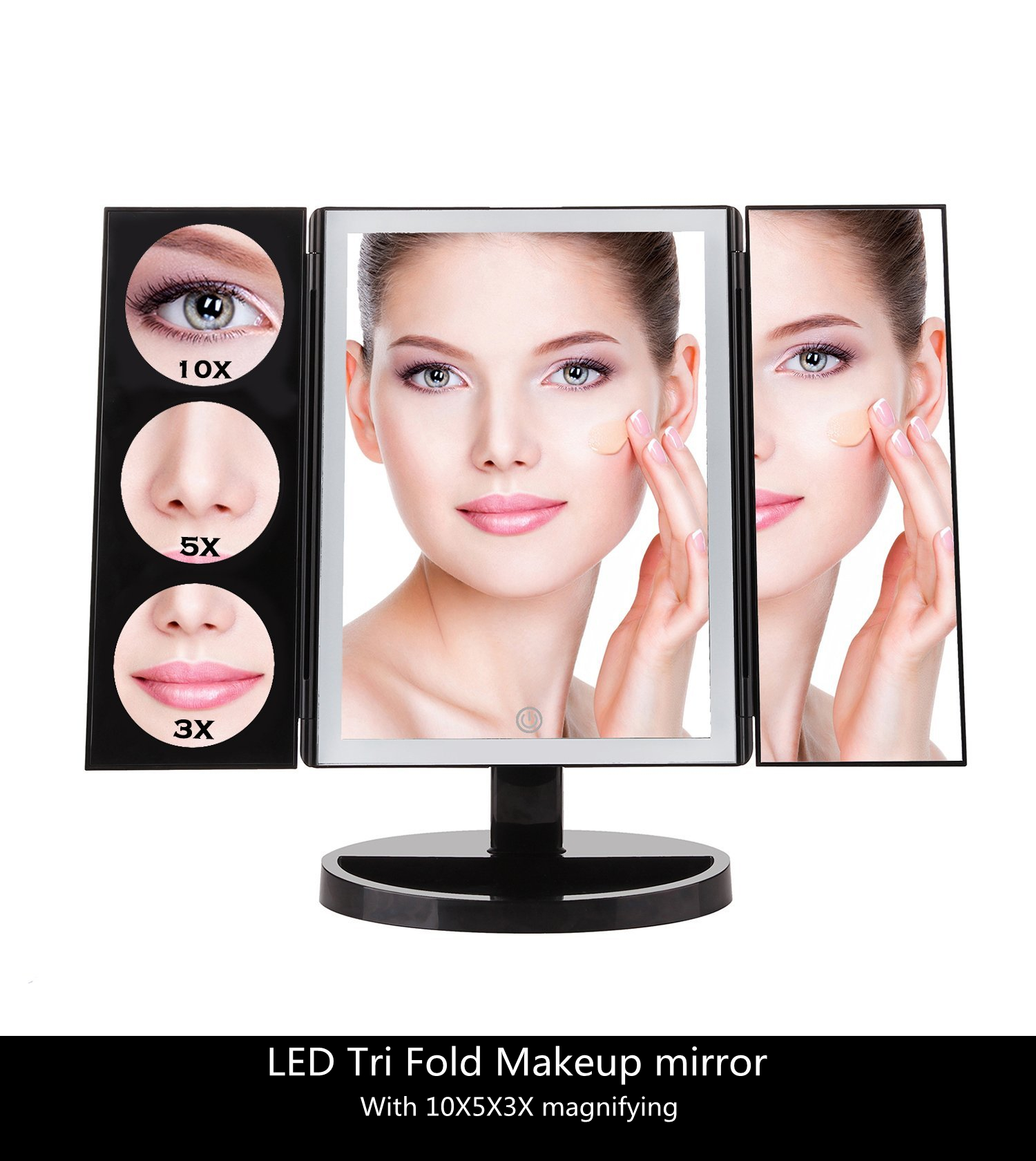 Shenzhen Ressan Technology Co Ltd Selfie Ring Light Outdoor Mini Brow Class Cetakan Alis Set 3 Mix Other Types