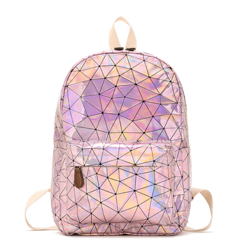 wholesale new design sports bags fashion sequin backpack