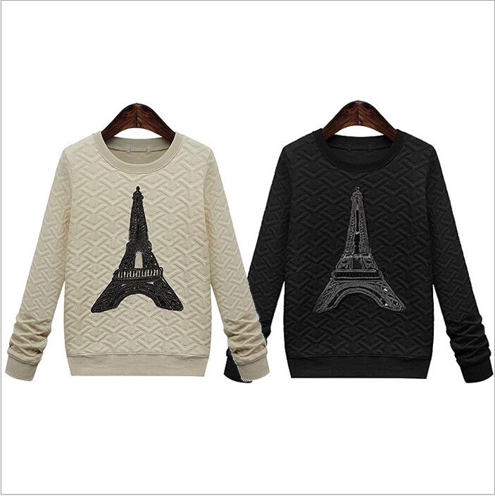 clothing  Casual Wear Slim Fit Sweater 2015 Fashion Hot sale Long-sleeved spring and autumn women sweater brand pullover