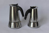 Italian Stainless Steel Present Moka Coffee Pot